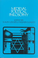 Medieval Political Philosophy