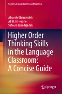 Higher Order Thinking Skills in the Language Classroom: A Concise Guide Pdf/ePub eBook