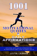 1001 Motivational Quotes   Daily Affirmations