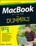 MacBook All in One For Dummies