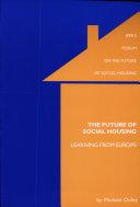 Future of Social Housing