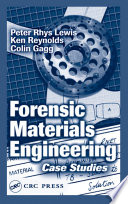 Forensic Materials Engineering Book PDF
