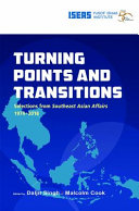 Turning Points and Transitions