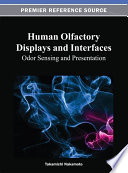 Human Olfactory Displays and Interfaces