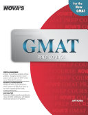 GMAT Prep Course Book