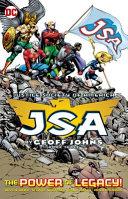 JSA by Geoff Johns Book Three