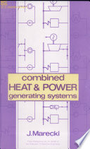 Combined Heat   Power Generating Systems Book