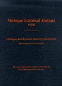 Michigan Statistical Abstract 1996