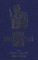 Men  Machines   War