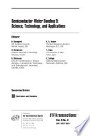 Simiconductor Wafer Bonding 9