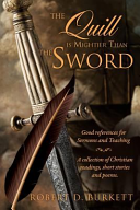 The Quill Is Mightier Than the Sword