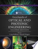 Encyclopedia of Optical and Photonic Engineering  Print    Five Volume Set Book