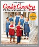 The Complete Cook's Country TV Show Cookbook Season 11 [Pdf/ePub] eBook