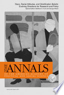 Race Racial Attitudes And Stratification Beliefs Book PDF