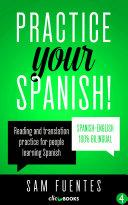 Practice Your Spanish! #4