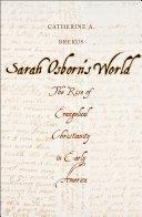 Sarah Osborn's World [Pdf/ePub] eBook