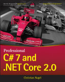 Professional C  7 and  NET Core 2 0