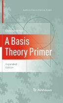 A Basis Theory Primer