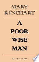 A Poor Wise Man
