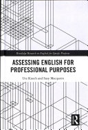 Assessing English for professional purposes