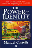 The Information Age The Power Of Identity