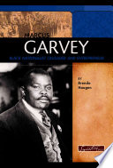Marcus Garvey Book