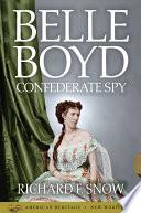 Belle Boyd  Confederate Spy Book PDF