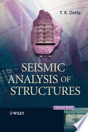 Seismic Analysis of Structures Book