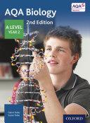 AQA Biology  A Level Year 2
