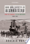 War and Society in Afghanistan