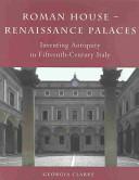 Roman House  Renaissance Palaces