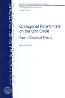 Orthogonal Polynomials on the Unit Circle: Spectral theory