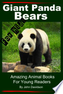 Pandas For Kids Amazing Animal Books for Young Readers