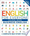 English for Everyone  : Business English, Course Book