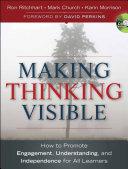 Pdf Making Thinking Visible Telecharger