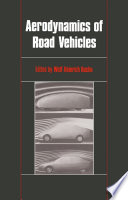 Aerodynamics of Road Vehicles Book