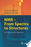 Nmr From Spectra To Structures Book PDF