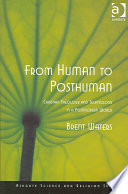 From Human To Posthuman Book PDF