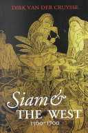 Siam and the West, 1500-1700