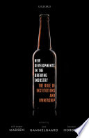 New Developments in the Brewing Industry