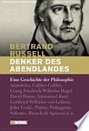 Denker des Abendlandes  : eine Geschichte der Philosophie