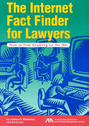 The Internet Fact Finder for Lawyers