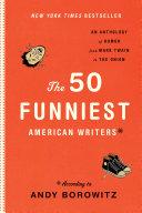 The 50 Funniest American Writers Pdf/ePub eBook