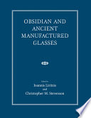 Obsidian and Ancient Manufactured Glasses
