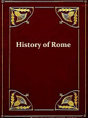 A Smaller History of Rome