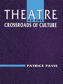 Theatre at the Crossroads of Culture