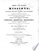 The Origin and History of Missions
