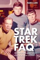 Star Trek FAQ [Pdf/ePub] eBook