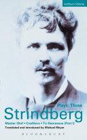 Pdf Strindberg Plays: 3 Telecharger
