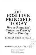 The positive principle today how to renew and sustain the power the positive principle today fandeluxe Document